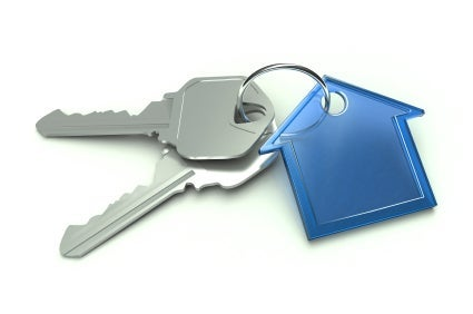 Collecting the keys to your new home